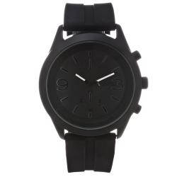 Unlisted by Kenneth Cole Men's Silicone Strap Analog Watch