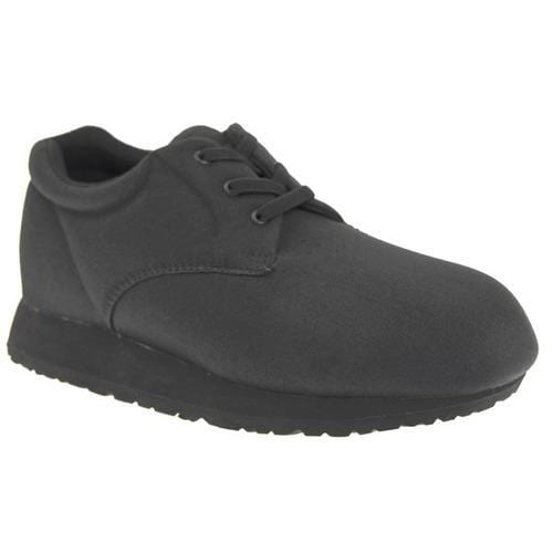Pedors Oxford Lace Up Black Pedoprene