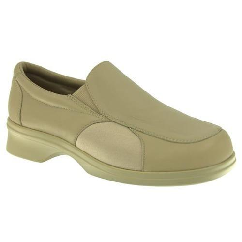 Women's Pedors Vienna Beige Leather