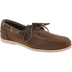 Men's Nautica Westport Brown Nubuck