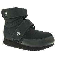 Pedors High Top Boot Black Pedoprene