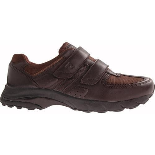 Men's Propet Andre Bronco Brown/Brown Mesh