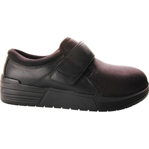 Men's Propet Advantage Walker Black Leather