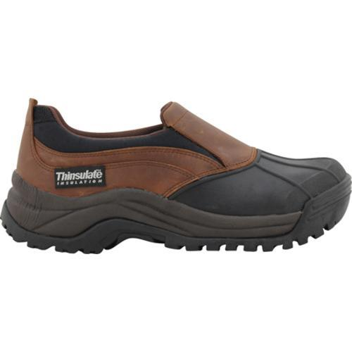 Men's Propet Blizzard Slip-on Brown/Black