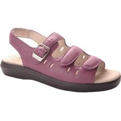 Women's Propet Breeze Walker Purple Smooth