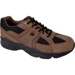 Men's Propet Campus Walker Crazy Horse/Black