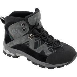 Men's Propet Eiger Mid Black/Pewter