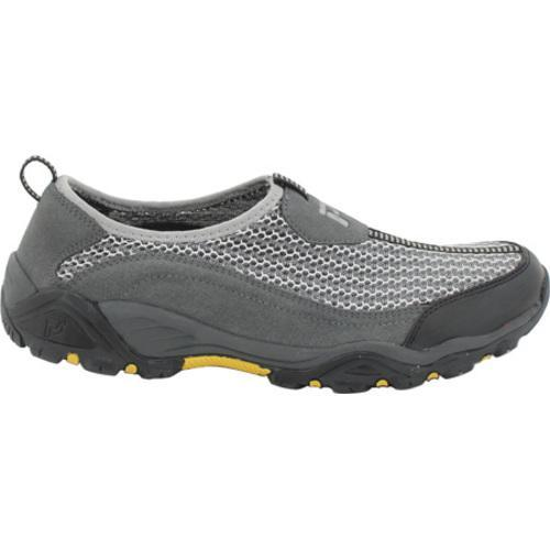 Men's Propet Escape Silver/Grey