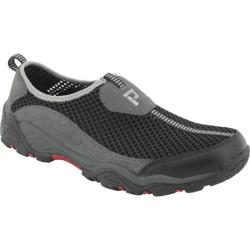 Men's Propet Escape Black/Grey