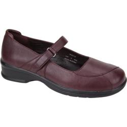 Women's Propet Mary Jo Walker Plum Leather