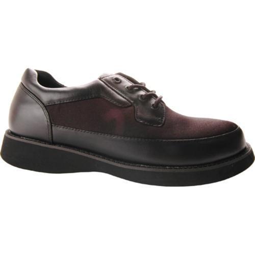 Men's Propet PedWalker 10 Black Smooth/Nylon