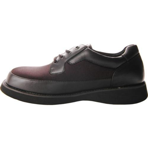 Men's Propet PedWalker 10 Black Smooth/Nylon