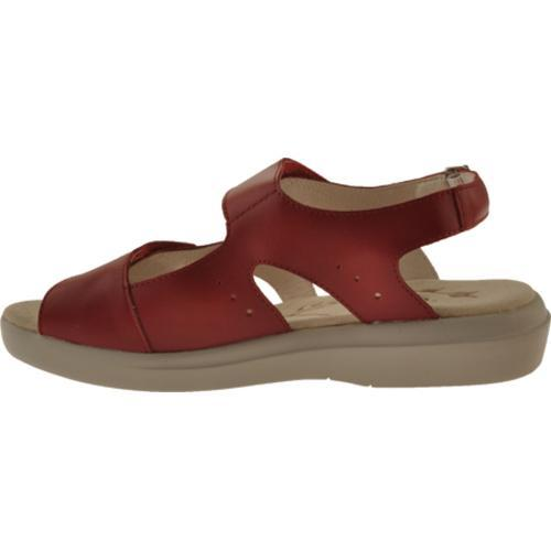 Women's Propet Rainbow Chili Red