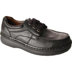 Men's Propet Rustic Walker Black Grain Leather