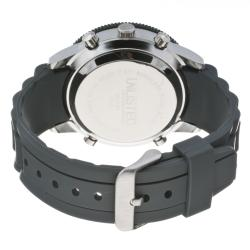 Unlisted by Kenneth Cole Men's Analog-digital Rubber Strap Watch