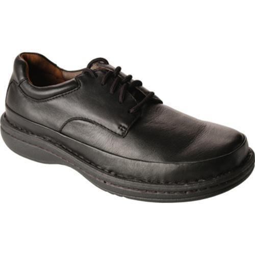 Men's Propet Toledo Walker Nappa Black Leather