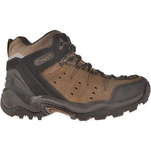 Men's Propet Summit Walker Gunsmoke/Black