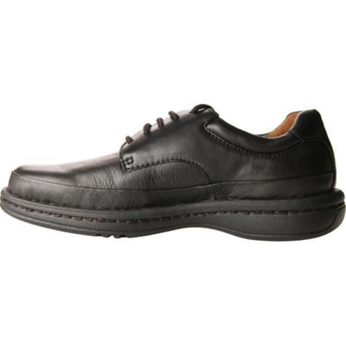 Men's Propet Toledo Walker Nappa Black Leather