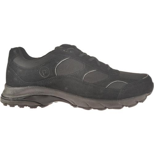 Men's Propet Trek Black/Grey