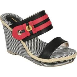 Women's Reneeze Cream-01 Black/Red