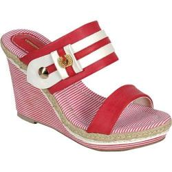 Women's Reneeze Cream-01 Red/White