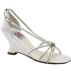 Women's Special Occasions Lily Ann White Silk