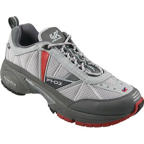 Women's UK Gear PT-03 SC Grey/Black/Red