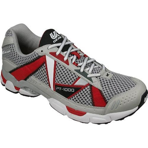 Men's UK Gear PT-1000 NC Grey/Chili Pepper/White/Black/Silver