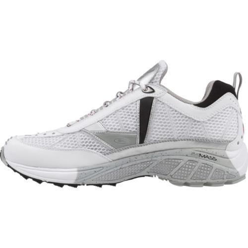 Men's UK Gear PT-03 SC White/Grey/Black