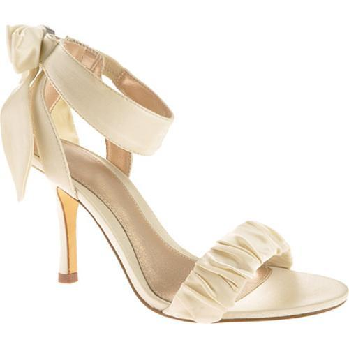 Women's Unlisted by Kenneth Cole TV List Ivory Wet Satin