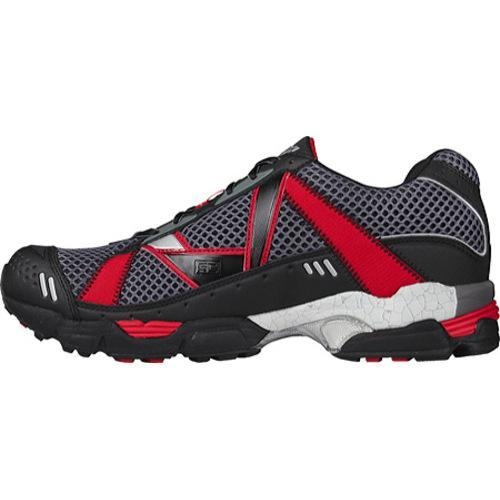 Men's UK Gear PT-1000 SC Black/Chili Pepper/Charcoal/Silver
