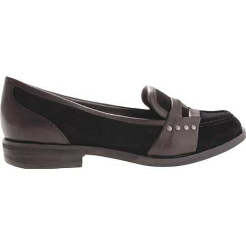 Women's Vince Camuto Marty Black/Black Oily Crosta/Pull Up Goat