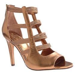 Women's Vince Camuto Selena Bronze Metallic Leather