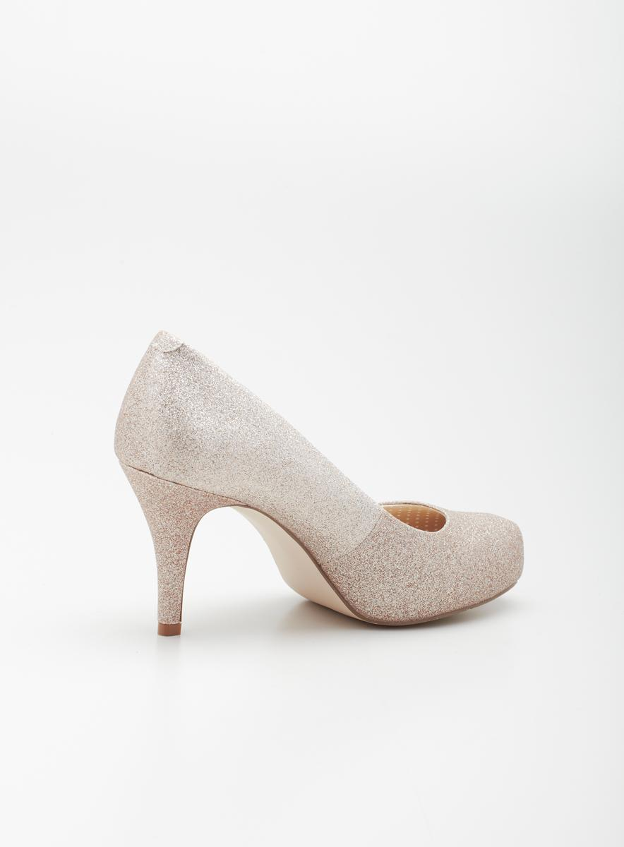 Madden Girl Getta Round Toe Pump