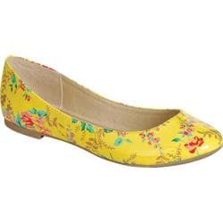 Women's L & C Erika-07 Yellow