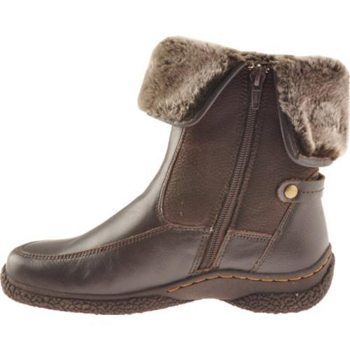 Women's Wanderlust Stockholm Dark Brown