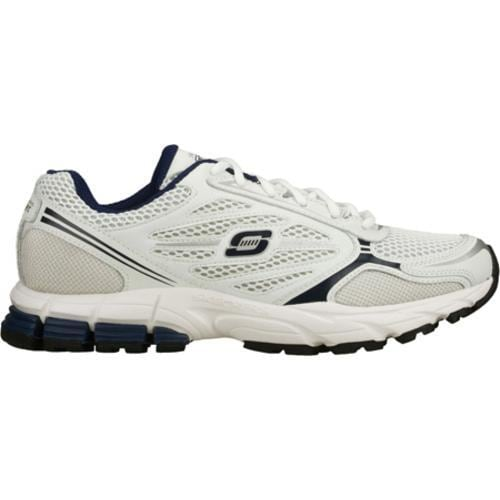 Men's Skechers Adrenaline Rush White/Navy