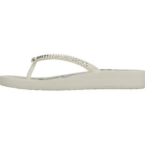 Women's Skechers Beach Read White