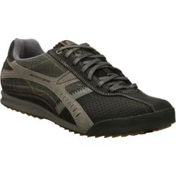 Men's Skechers Ascoli Marche Black/Charcoal