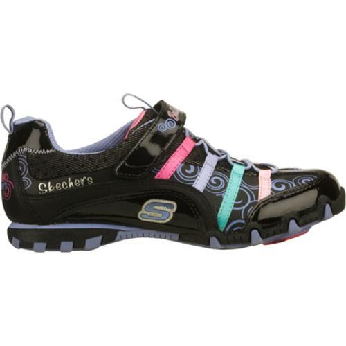 Girls' Skechers Bella Ballerina Prima Princess Black/Multi