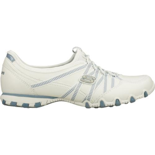 Women's Skechers Bikers Dream Come True White/Blue