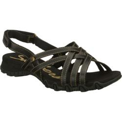 Women's Skechers Bikers Dream Weaver Black