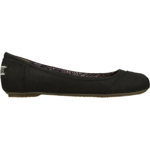 Women's Skechers BOBS Ballerinas Black