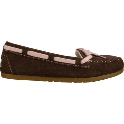 Women's Skechers BOBS Lux Hugs and Kiss Brown