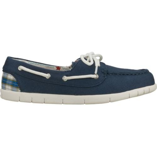 Women's Skechers BOBS Planet Topsides Navy/Navy
