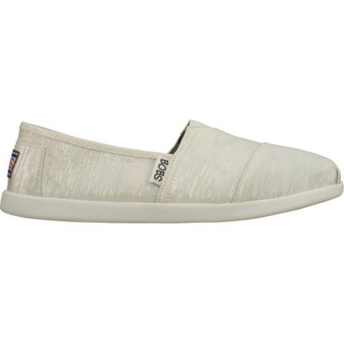 Women's Skechers BOBS World White