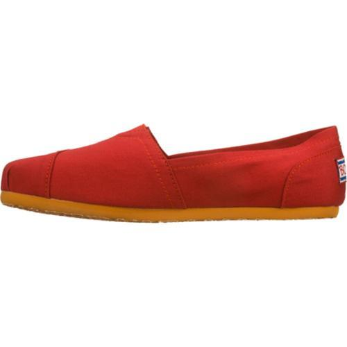 Women's Skechers BOBS Earth Day Red