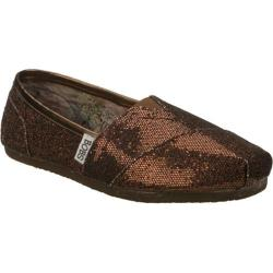 Women's Skechers BOBS Earth Mama Bronze/Bronze