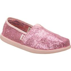 Girls' Skechers BOBS World Pink/Pink
