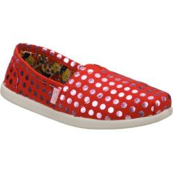 Women's Skechers BOBS World Care Red